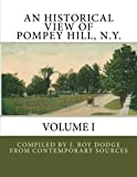 An Historical View of Pompey Hill, N.Y.