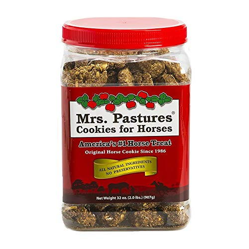 Mrs Pastures Horse Cookies - Mrs Pastures Horse Cookies 32 Ounce by Horse & Dog Treats