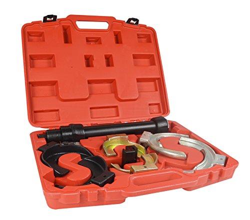 TECHTONGDA Shock Absorber Spring Compressor Tool Fork Strut Coil Spring Compressor Tool by TECHTONGDA (Image #1)