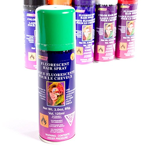 neon hair spray - 3