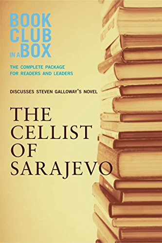 `REPACK` Bookclub-in-a-Box Discusses The Cellist Of Sarajevo, By Steven Galloway: A Novel Notes Mini-Guide For Readers And Leaders. Pride create checking nuestros concede service