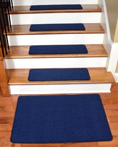 Dean Serged Carpet Stair Treads