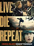 DVD : Live Die Repeat: Edge of Tomorrow