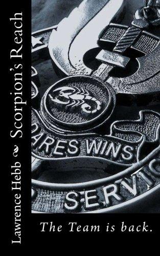 Scorpion's Reach (Scorpion 1) (Volume 2)