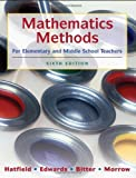Mathematics Methods for Elementary and Middle School Teachers 6th Edition