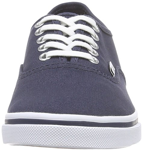 Vans Womens Authentic Lo Pro Ombre Shoe-Ombre Blue/True White-8.5-Women/7-Men l9OnGZGvb7