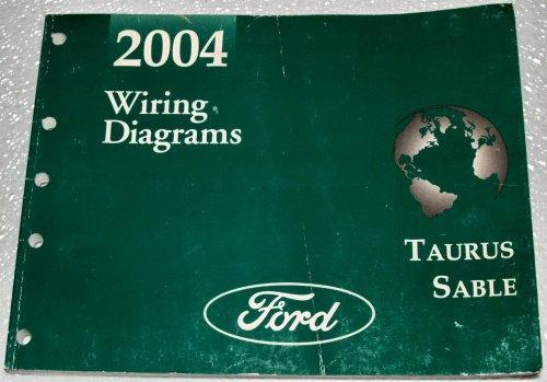 2004 Ford Taurus, Mercury Sable Wiring Diagrams (ETM)