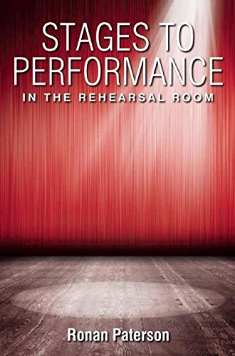 Stages to Performance: In The Rehearsal Room