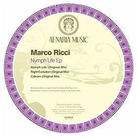 Marco Ricci - Nymph Life Ep