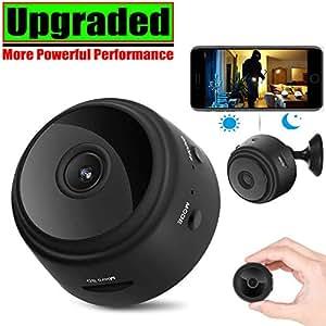 Amazon Com Upgraded Spy Camera Wireless Hidden Cameras