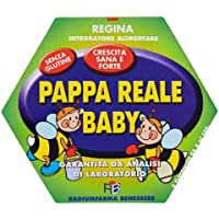 PAPPA REALE BABY 6 flaconcini - pappa reale pura liofilizzata - Integratore Alimentare