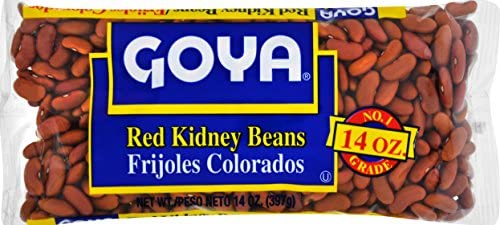 Amazon Com Goya Dry Red Kidney Beans 14 Oz Kidney Beans Produce Grocery Gourmet Food
