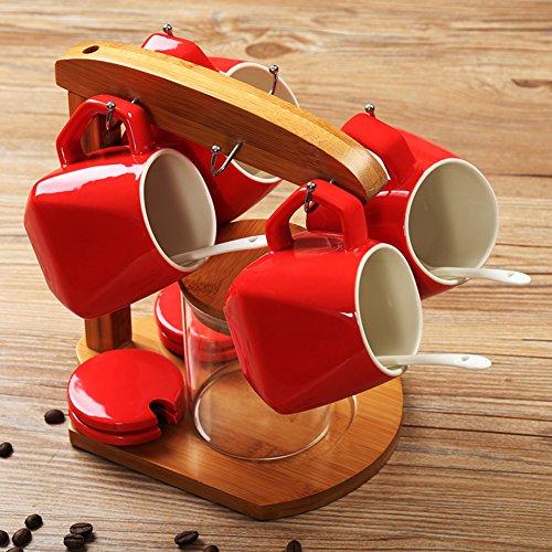 European Style,Creative Cup/Simple, Ceramic Cup Set/ Household Coffee Mug-C