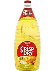 Crisp 'n Dry Vegetable Cooking Oil, 2 Litre