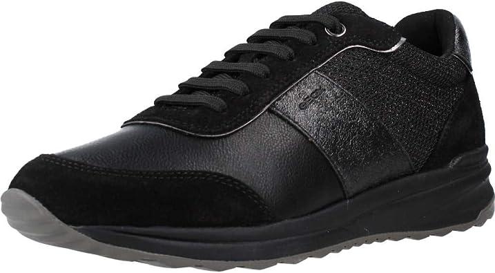 Lada Mejorar Opuesto  Geox D Airell A, Zapatillas Mujer: Amazon.es: Zapatos y complementos