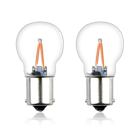 DC12V 1157 BAY15D 21//5W 4 Filament Reverse Lamp Signal Light Car LED COB Bulb