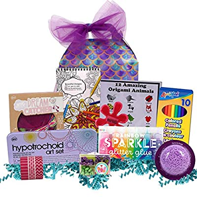 Beyond Bookmarks Queen of Crafts - Birthday Gift or Summer Camp Care Package for The Creative Girl: Toys & Games