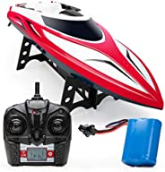 Force1 Remote Control Boats for Pool and Lakes
