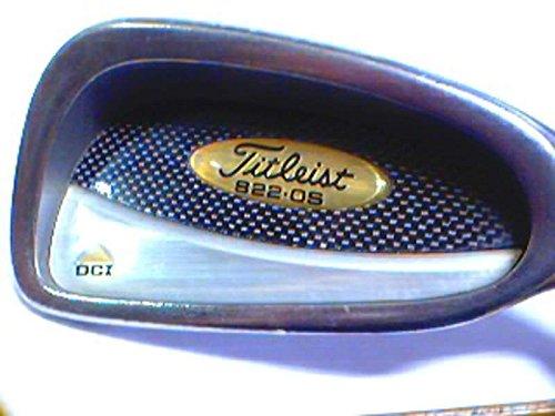 Titleist DCI 822 Oversize Single Iron 4 Iron True Temper Dynamic Gold S300 Steel Stiff Right Handed 39.5 - Titleist Oversize Dci