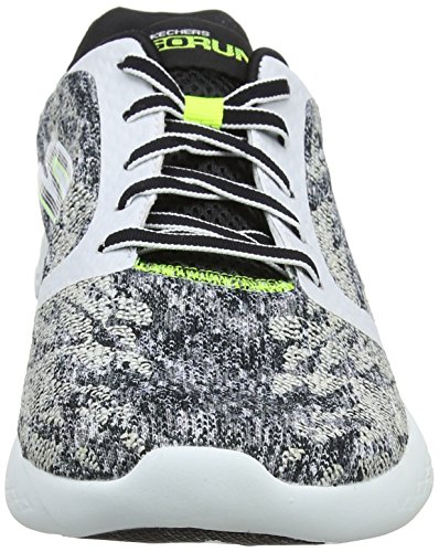 600 Owl 2 White Damen Go Nite EU Performance 38 Skechers 2017 Run 5 Black Schwarz Hallenschuhe V 8TYOx