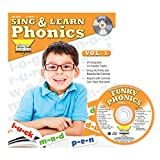 Sing and Learn Phonics, vol. 1 (Book with Audio CD) (Sing & Learn Phonics)