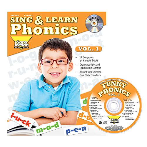 - Sing and Learn Phonics, vol. 1 (Book with Audio CD) (Sing & Learn Phonics)