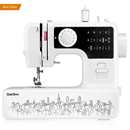 Amazon Oakome Household Sewing Machine Multifunction 40 Built Beauteous Best All In One Sewing Machine