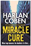 Front cover for the book Miracle Cure by Harlan Coben