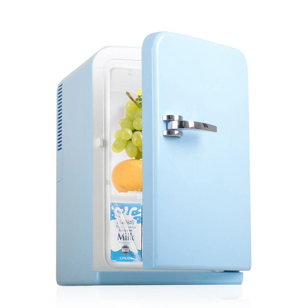 LIQICAI 15L Tragbar Elektrische Kühlbox Mini Kühlschrank Wärmekühlen Doppelt Verwenden, 12V DC (Auto)/220V AC (Zuhause) (größe : 285x355x435 mm)