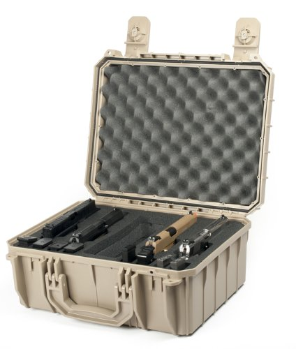 Seahorse SE630FP4 Protective Range Case