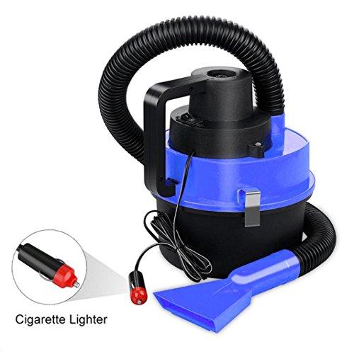 Ikevan Vacuum Cleaners, Hot Sale 12V Wet Dry Car Vacuum Cleaner Portable Handheld Van Cigarette Lighter by Ikevan (Image #3)