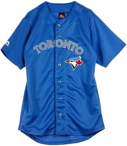 Sportland American Maillot de baseball MLB 2017 Toronto