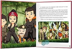 Mini Ninjas : Un sort incontrôlable: 8: Amazon.es: Katherine ...