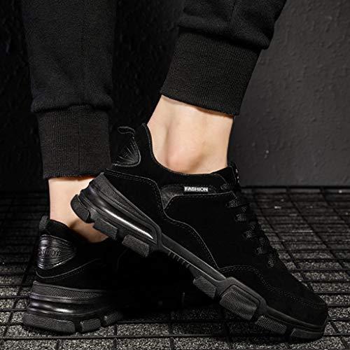 Hombres Para Zapatos Invierno Negro Hombre Martin De Casuales Gruesos Nieve Piso Chengxio 2019 Antideslizantes Deportivos Herramientas La Nuevos Botas vfwqfPAp