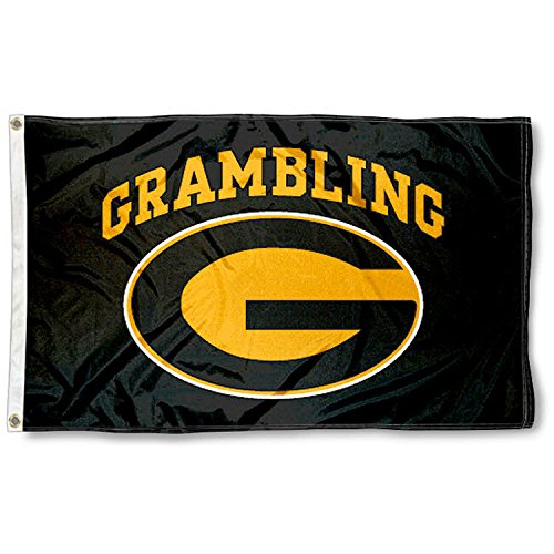 Grambling State Tigers GSU University Large College Flag Part 98