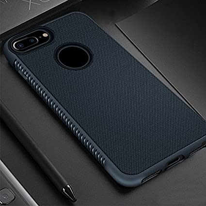 cheap for discount c8405 1210f Xiaomi MI A1 Shockproof Soft TPU Blue Color Flexible Premimum Texture Light  Weight Back case Cover Brand Dustin