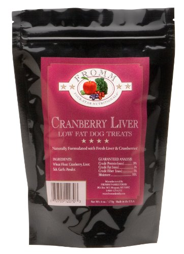 Fromm Four Star Cranberry Low Fat 6 Ounce