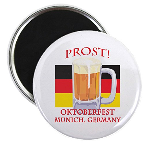 CafePress - Munich Germany Oktoberfest - 2.25