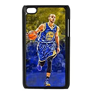 Custom Stephen Curry Basketball Series Case for ipod Touch 4 JNIPOD4-1282