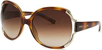 Anne Klein Women's Round Frame Sunglasses [ANNEKSUN-AK3164-902-78-59-18]