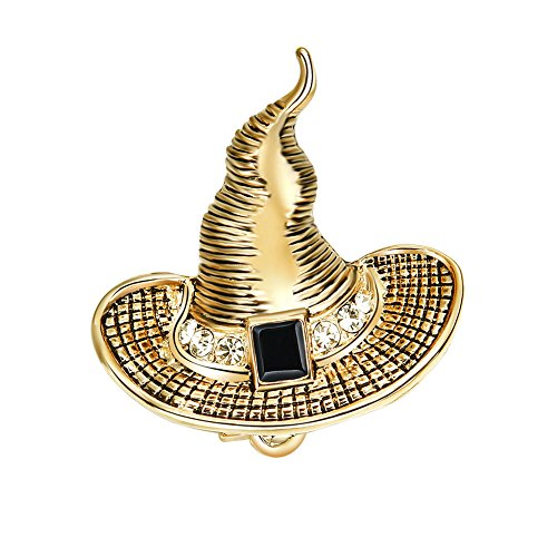 Tanwpn Brooch for Women Variety of Shape Christmas Brooch Handmade Accessory Coat for Wedding Jewelry Gift (A) -