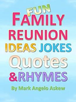 Amazon.com: Fun Family Reunion Ideas Jokes Quotes and ...