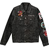 Rolling Stones Men's Dragon Denim Jacket Denim Jacket X-Large Denim