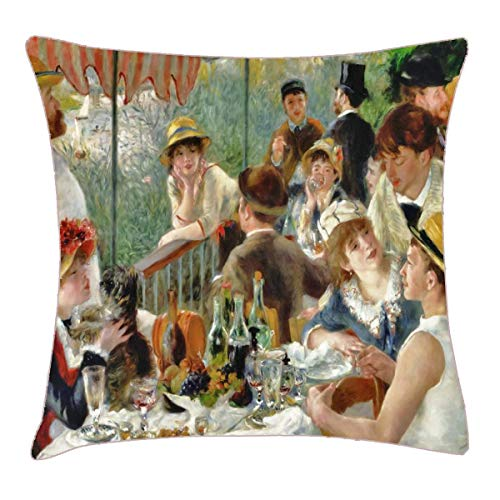HFYZT Luncheon of The Boating Party Vintage Renoir