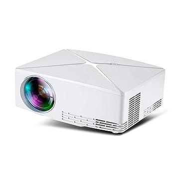 POWER BANKS Proyector Mini proyector portátil 1280 * 720P ...