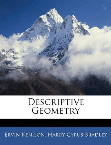 Read Online Descriptive Geometry PDF ePub book