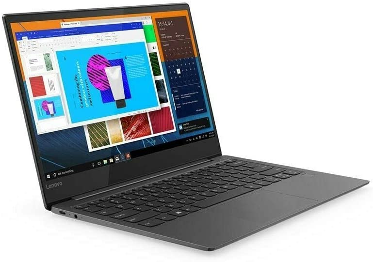 2020 Newest Lenovo Premium Business 730S UltraSlim and Light Laptop PC: 13.3 FHD IPS Glossy Display, 8th Gen Intel 4-Core i7, 8GB RAM, 256GB SSD, WiFi, Bluetooth, Backlit-KB, FP-Reader, USB-C, Win10