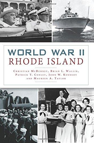 World War II Rhode Island (Military)