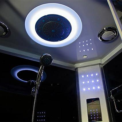 GT5000BR cabina hidrosauna de marca cabina de Bluetooth Usb: Amazon.es: Bricolaje y herramientas
