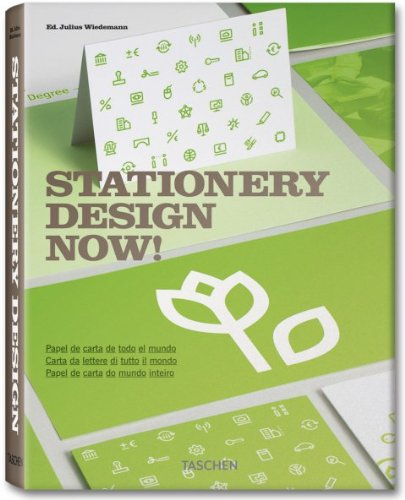 Descargar Libro Stationery Design Now! Miscellaneous